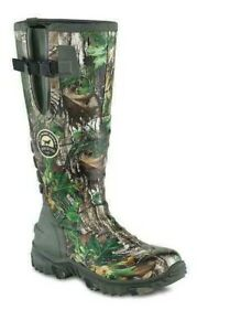 Irish Setter Rutmaster 2.0 Hunting Boots Rubber Clad Neoprene Men's (SIZE 13)