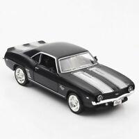1969 Chevrolet Camaro SS 1:36 Metall Die Cast Modellauto Spielzeugauto Sammler