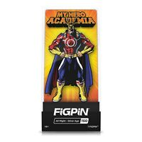 Figpin My Hero Academia All Might Silver Age Pin #150 NEW