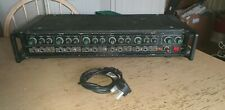 VINTAGE 1980'S HH ELECTRONIC MIXER AMP MA 150 WITH REVERB / FOOT PEDAL USAGE