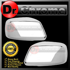 Triple Chrome plated ABS Mirror Cover - a pair for 05-12 Nissan PATHFINDER