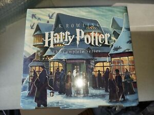 Harry Potter Complete Series Book Set With Box... Special Edition PAPERBACK