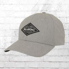 Billabong Walled Snapback Cap grau melange Kappe Mütze Haube Basecap Capi  Cappy ce02b0f69353