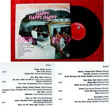 LP Wolf Berger Party Band Happy Happy Happy