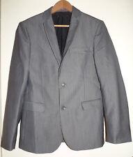Celio Club ref. Dcuplex veste de costume homme gris rayé taille 44 - neuf