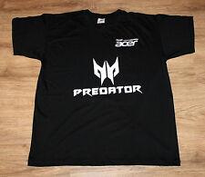 Acer Predator Team promo T-Shirt Size M  Gamescom