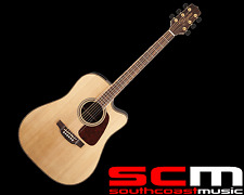 RRP$1099 Takamine GD93CE NAT Dreadnought Acoustic Electric Guitar W/ Pickup