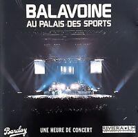 Balavoine CD Au Palais Des Sports - France (EX/EX)