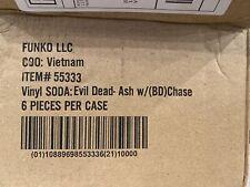 Funko Vinyl Soda 55333 Evil Dead Ash Case Of 6 - Read Description