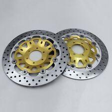Front Floating Brake Disc Rotors For Honda CBR250RR MC22 NSR250RR MC18 MC21 MC28