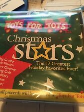 Toys For Tots 17 Greatest Christmas Songs CD New