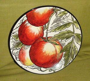 Fitz and Floyd Salad Plates (4)