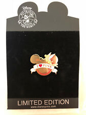 DisneyShopping.com Tinker Bell I Love Pins Celebration pin LE 1000