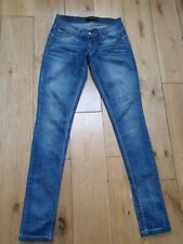 Vintage Levi's 524 Too Superlow Faded Women Jeans size 1M