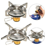 3500W Gas Stove Ultralight Portable Outdoor Picnic Cooking Stove for Camping\