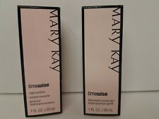 Mary Kay Timewise Day And Night Solution Set. Discontinued. Read