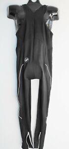Castelli Techno Sport Wear Strato Sheer Bib Tights Cycling Pants Size XXL Men's