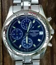 Buy 1 Get 1 Free. GREAT Men's Watch J.SPRINGS VD57-D012. CITIZEN for FREE.