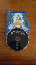 ACE VENTURA: WHEN NATURE CALLS BLU-RAY DISC (DVD) JIM CARREY GOOD USED CONDITION