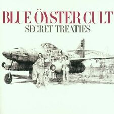 Blue Oyster Cult - Secret Treaties [New CD] Holland - Import