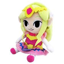 "Legend Of Zelda Wind Waker Zelda 8"" Plush Toy"