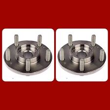 2 FRONT WHEEL HUB ONLY FOR ACURA RSX BASE (2002-2006) LEFT & RIGHT NEW FAST SHIP