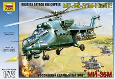 Zvezda 1/72 Mil Mi-35M Hind E # 7276