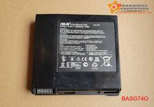 Original A42-G74 Battery for Asus G74JH G74S G74SW G74SX ICR18650-26F LC42SD128