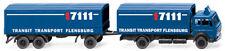 "WIKING Modell 1:160/N LKW - Pritschenlastzug MB ""Transit Trans.) #094006 NEU/OVP"