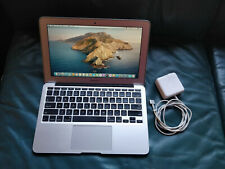 Apple Macbook Air 11 Intel i5 1.7GHz,4GB,64GB,MacOs Catalina 2019,Office