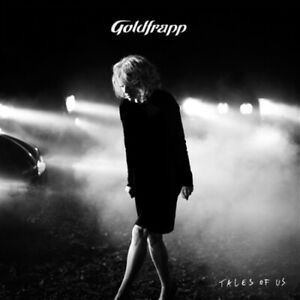 Goldfrapp : Tales of Us CD (2013) Value Guaranteed from eBay's biggest seller!