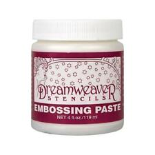 Stampendous Dreamweaver Regular Embossing Paste 4 oz 744019212527 DWDEP
