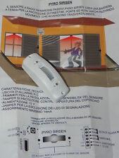 PYRO rivelatore infrarosso di movimento a tenda