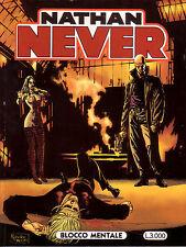 Nathan Never 71 - Blocco mentale - Ed. Bonelli