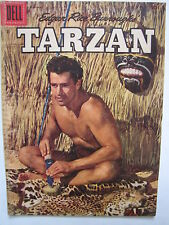 Edgar Rice Burroughs' Tarzan #89 (Feb 1957, Dell) [VG/FN 5.0]