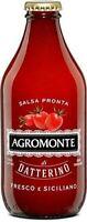 SALSA DI POMODORO DATTERINO ROSSO AGROMONTE 12 BOTTIGLIE DA 330 GRAMMI