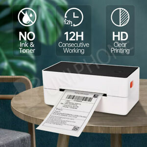 USB+Bluetooth Thermal Label Printer Shipping Couriers Please/AU Post/TNT/Sendle