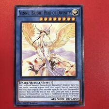 Yugioh Vennu Bright Bird Of Divinity MACR- EN097(L3)
