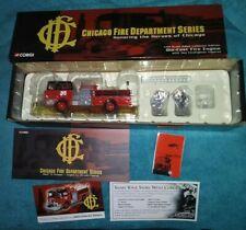 CORGI CHICAGO FIRE DEPARTMENT SERIES - MACK CF PUMPER ENGINE US52007 NEW