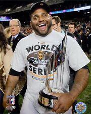 "Pablo Sandoval ""San Francisco Giants"" Licensed Unsigned Glossy 8x10 Photo MLB B"