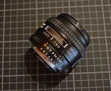 Nikon 24mm f1/2.8 D AF Nikkor 435725, in sehr gutem Zustand