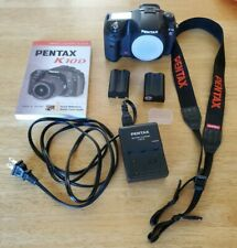 Pentax K10D 10.2MP Digital SLR Camera Excellent - Shutter Count only 3,188