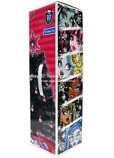 Monster High Black Christmas Tree w/Ornaments Tree Topper & Skirt Brand New NRFB