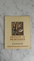 Album Arte - Medecines E Peintures - N°40 - Bonnard