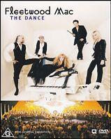 FLEETWOOD MAC - THE DANCE : LIVE DVD (PAL) STEVIE NICKS~LINDSEY BUCKINGHAM *NEW*