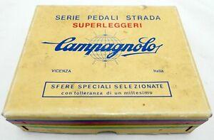 NOS Campagnolo Superleggeri Record Quill Pedals for Vintage Road Bike - Vintage