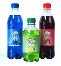 Blue Raspberry &Strawberry Slush Syrups FREE Lemon & Lime like Slush puppie