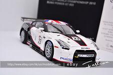 Autoart 1:18 Nissan Gtr Gt-R Fia Gt1 R35 2010 Team Sumo Power Gt