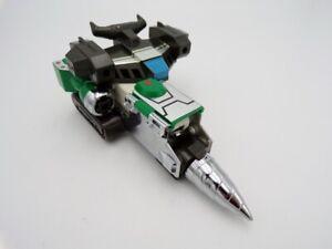 90's Takara Yuusha Brave DX Goldran Drill Silver Transformers Diaclone GaoGaiGar