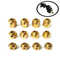 6-12mm Hex Wheel Hub Bass Extender Adapter für 1:10 RC Traxxas TRX-4 Crawler Car